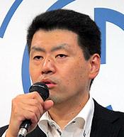 NEDOバイオテクノロジー・医療技術部長の山崎知巳氏
