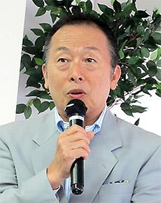 中村代表取締役CEO
