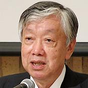 新会長に就任した青木氏