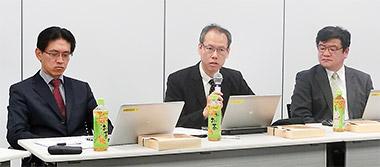 左から今岡氏、森氏、高橋氏