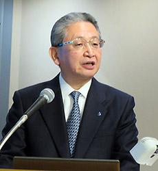 小坂社長兼COO