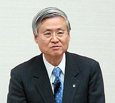 樋口社長兼CEO