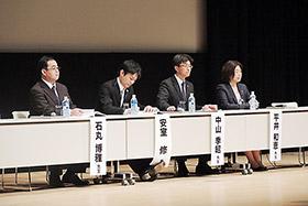 日本臨床腫瘍薬学会学術大会のシンポジウムで、CSTDの選択や曝露防止対策のポイントが紹介された