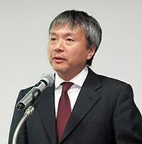 窪田社長兼CEO