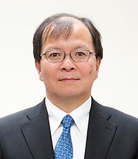 中釜新理事長