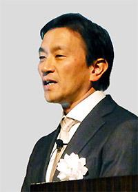 塚本厚志社長