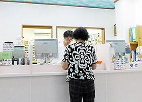 小児を中心に幅広い患者へのサービス向上を心がける