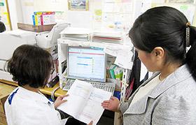 実際に薬局に足を運ぶ東日本メディコムのアフターサービスも高く評価