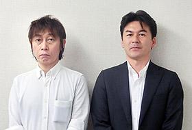 左から三好氏、林氏