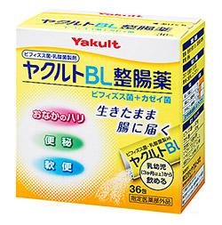 ビフィズス菌・乳酸菌製剤「ヤクルトBL整腸薬(36包)」