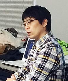 長谷川一男氏