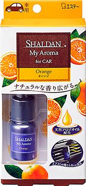 SHALDAN My Aroma for CAR
