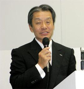 加藤バイオメディカ事業部長