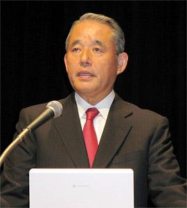 長谷川副会長