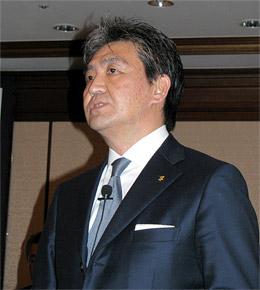 アストラゼネカ・金子プライマリーケア事業本部長