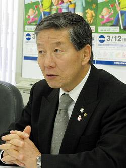 亀ヶ谷実行委員長