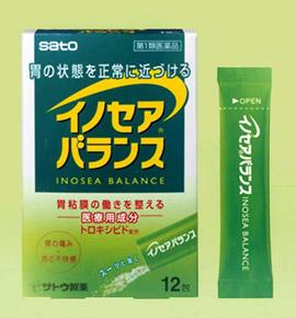 スイッチOTC胃腸薬「イノセアバランス」