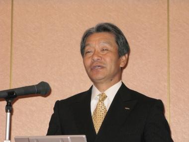 バイオメディカ事業部長の加藤隆一氏