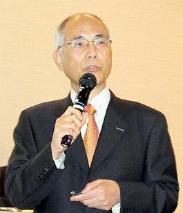 松田譲社長