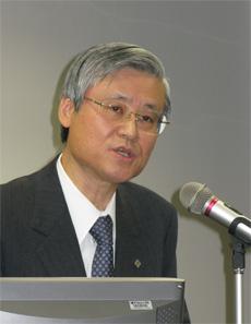 大塚HD・樋口社長