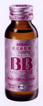 香港で発売する「チョコラBBドリンクビット」