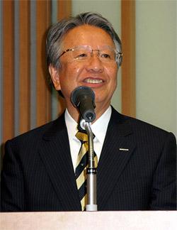 旭化成・藤原社長