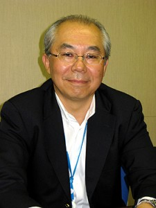 細田事業本部長