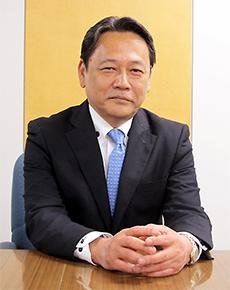 浦江明憲CEO