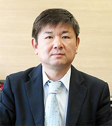 片岡惠連社長