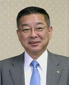 大会実行委員長 藤垣哲彦氏(大阪府薬剤師会会長)