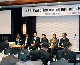 日中韓医薬品流通の課題を討論
