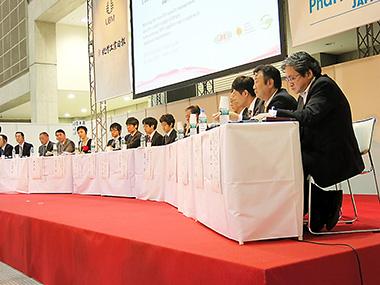 CPhIジャパン パネル討論