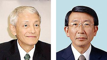 多田氏(左)と野木森氏