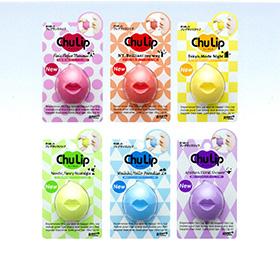 新感覚のリップクリーム「ChuLip(チューリップ)」