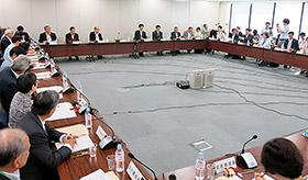 医療介護総合確保へ初会合