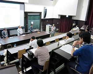 日本医療安全学会の第1回学術総会
