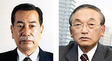 左から林氏、澤井氏