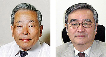 左から本田氏、二井氏