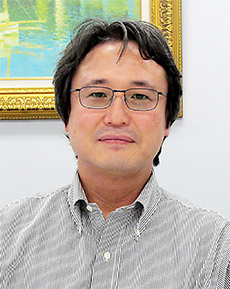 望月昭典副社長