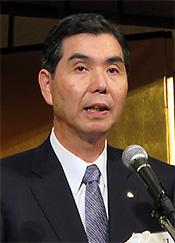 吉田逸郎会長