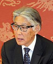 菊地理事長