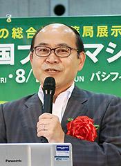 講演する神田裕二医薬食品局長