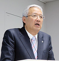 中山社長兼CEO