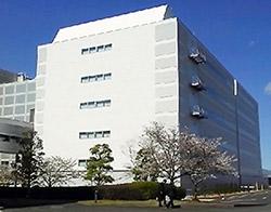 茨城工場第2製剤棟外観