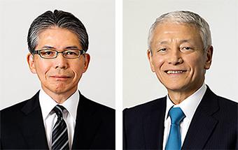 畑中氏(左)と多田氏
