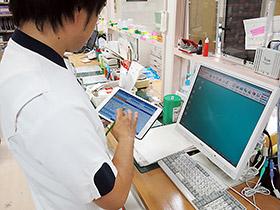 「ランシステムNEXT」の導入で報告書作成などの業務が大幅に軽減された