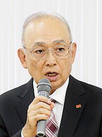 成田一夫社長