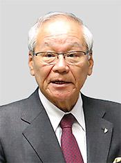 横倉義武会長
