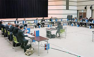 中央社会保険医療協議会総会