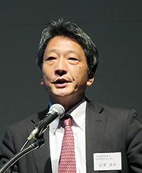 近澤洋平事務局長
